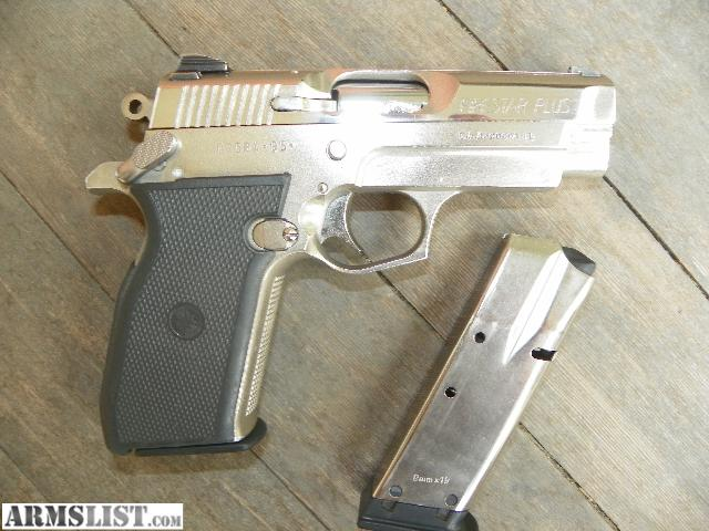 Firestar Plus 9Mm Review http://armslist.com/posts/391131/northcentral-pennsylvania-handguns-for-sale-trade--firestar-plus-9mm