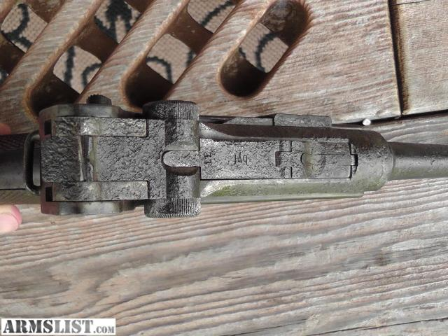 ARMSLIST - For Sale: Ugly Mauser P08 Luger