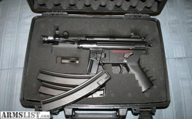 ARMSLIST - For Sale: HK MP5K PDW SEAR HOST