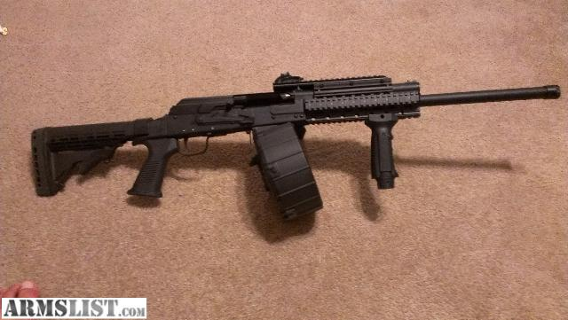 ARMSLIST - For Sale/Trade: Tactical Home Defense Saiga 12 ...