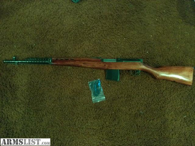 For Sale: Russian SVT-40 VERY RARE