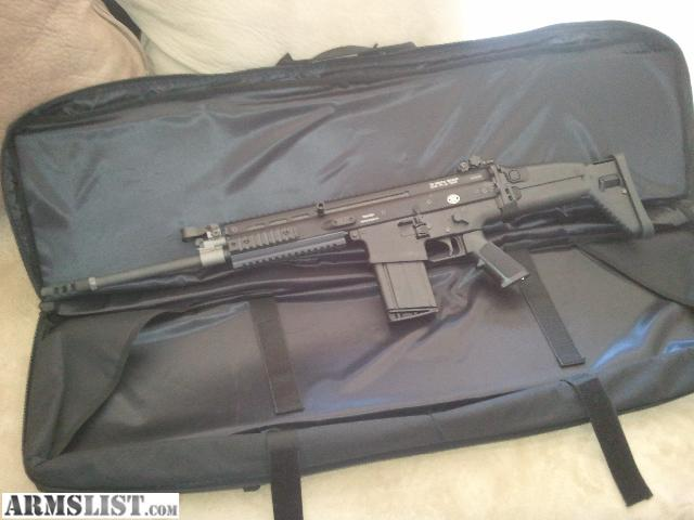 Brand new un fired scar 17s with 20 round factory mag