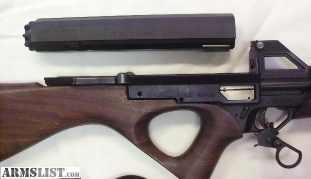Calico M100 22LR http://www.armslist.com/posts/444485/indianiapolis-indiana-rifles-for-sale--calico-m100-22-lr-carbine-with-extra-mag