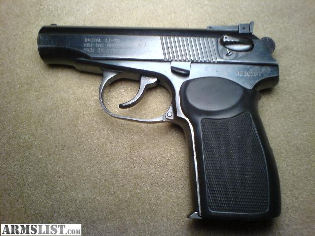 Makarov For Sale http://www.armslist.com/posts/445430/lexington-kentucky-handguns-for-sale--9mm-makarov---russian-ij-70