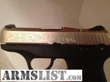 Ruger LC9 Gold http://www.armslist.com/posts/450788/cincinnati-ohio-handguns-for-sale-trade--ruger-lc9-talo-gold-edition