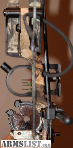 Hoyt Havoc Bow http://armslist.com/posts/453857/oklahoma-city-oklahoma-archery-for-sale-trade--hoyt-havoctec-compound-bow--with-extras--very-nice---ready-to-hunt