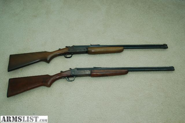 Savage Arms Over And Under Shotguns http://www.armslist.com/posts/456551/indianiapolis-indiana-shotguns-for-sale--2-savage-410-22-over-and-under