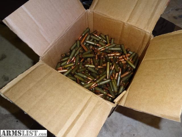 Armslist For Sale Wolf And Monarch 7 62x39 Ammo 850 Rounds