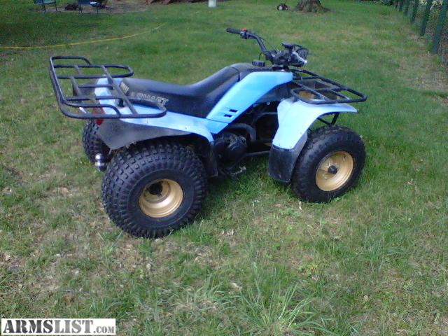 armslist for sale yamaha 4 wheeler. Black Bedroom Furniture Sets. Home Design Ideas