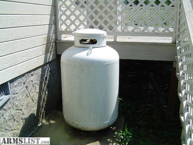 125 Gallon Propane Tank http://www.armslist.com/posts/468627/huntsville-alabama-misc-for-sale-trade--125-gallon-upright-propane-tank----420-lb--capacity
