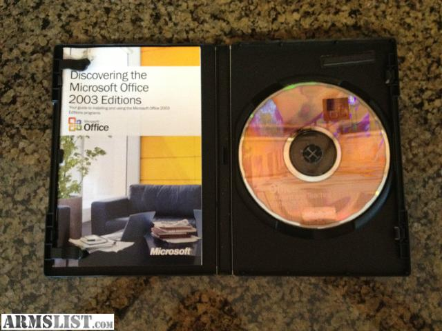 Office 2003 official download
