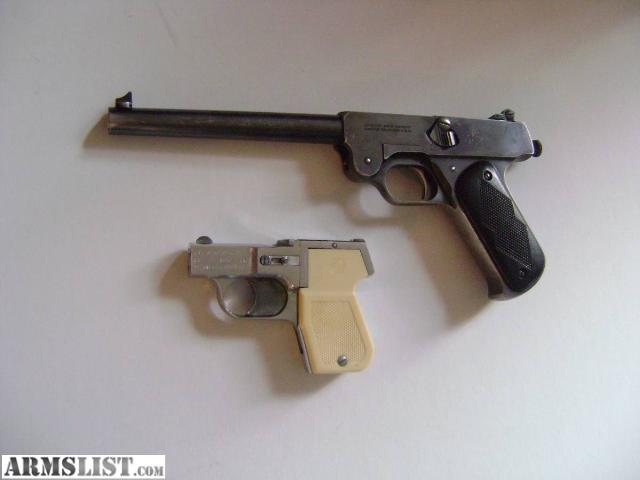 Eig Derringer _22 http://www.armslist.com/posts/482710/st-louis-missouri-handguns-for-sale--4-barrel--22-derringer