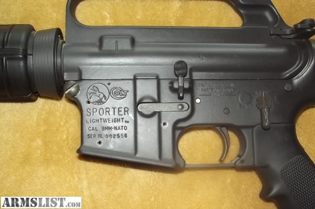 colt ar-15 serial number list