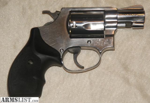 Smith Wesson 38 Special Snub Nose