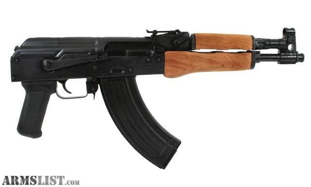 armslist want to buy draco mini ak47 draco assault pistol. Black Bedroom Furniture Sets. Home Design Ideas