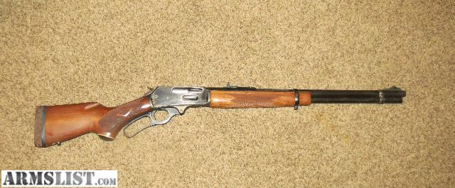Marlin 30 30 Lever Action http://www.armslist.com/posts/493087/wichita ...