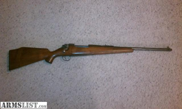 1917 Eddystone Stock http://armslist.com/posts/493571/kansas-city-rifles-for-sale--eddystone-model-of-1917-30-06-sporterized