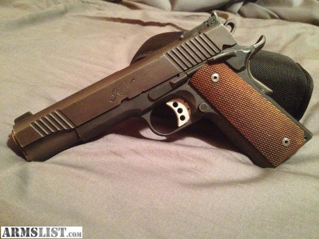 Used Kimber 1911 45 For Sale