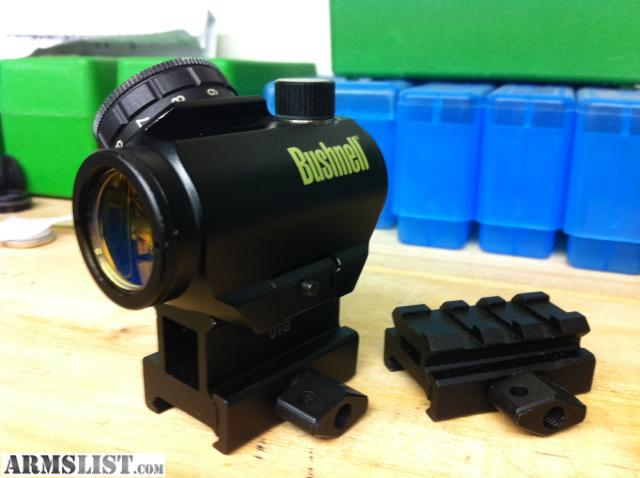 Bushnell Trs 25 in Used