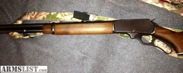 For Sale: Marlin 30-30 in excellent condition (REDUCED - BEST PRICE