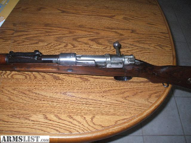 Gew 98 for Sale http://www.armslist.com/posts/503601/oklahoma-city-oklahoma-rifles-for-sale-trade--1917-amberg-gew--98