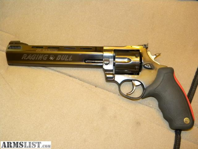 Taurus Raging Bull 44 Magnum http://armslist.com/posts/512744/virginia-handguns-for-trade--taurus-raging-bull--44-magnum-8-3-8-beast--