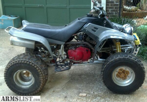 Armslist for sale 96 yamaha warrior 350 for Yamaha warrior for sale