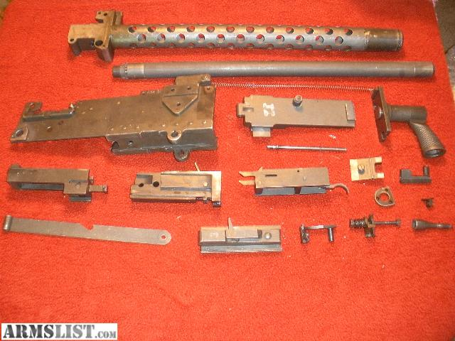 Brown Part Browning Machine Gun Parts