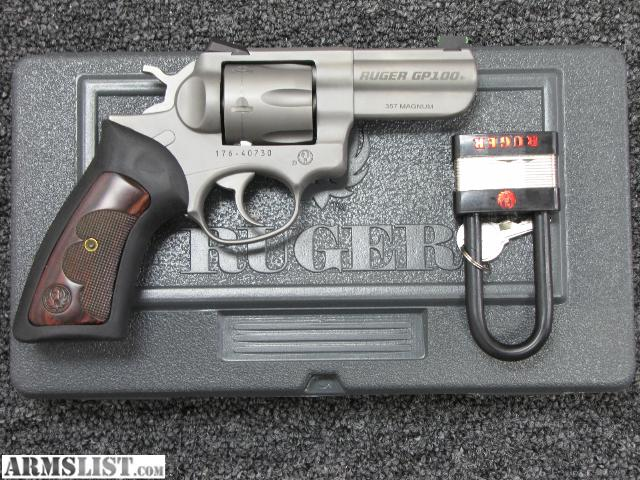Armslist for sale ruger gp100 wiley clapp talo edition 1 of 2000