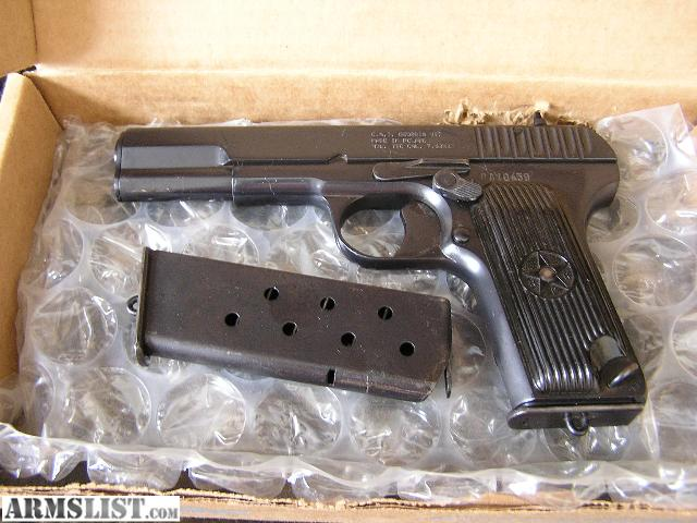 7_62 X 25 http://armslist.com/posts/517361/panama-city-florida-handguns-for-sale--polish-tokarev-7-62-x-25--2-mags---ammo
