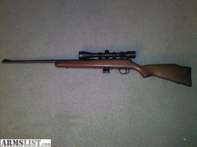 Armslist for sale trade marlin 22 mag