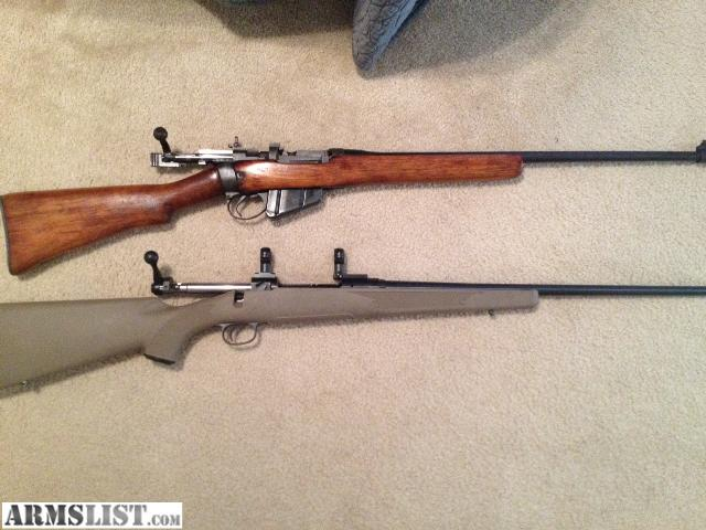 1942 British 303 Rifle Prices http://www.armslist.com/posts/528895/dallas-texas-rifles-for-sale--1942-enfield-no-4-mk-1--303