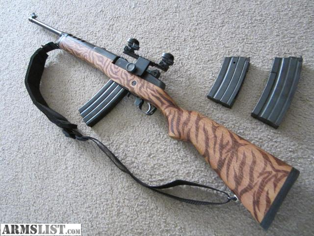 Armslist For Sale Trade Ruger Mini 14 Ranch Rifle 223