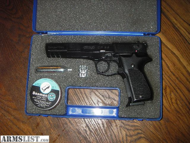 For Sale: Walther CP88 air pistol