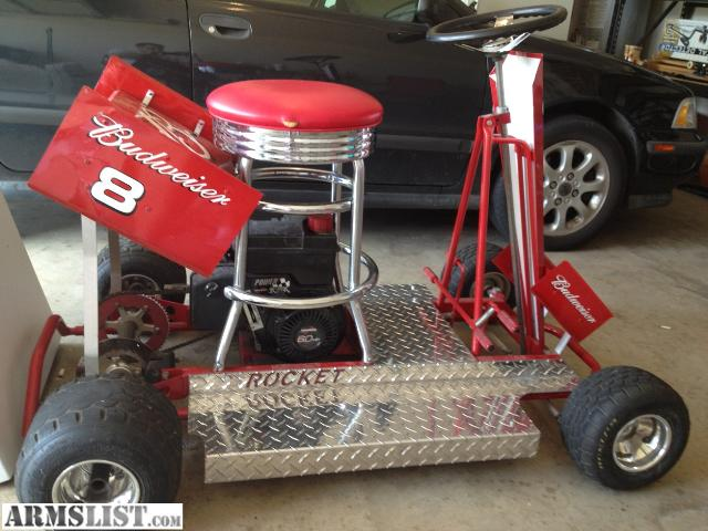 awesome photograph of bar stool go kart for sale