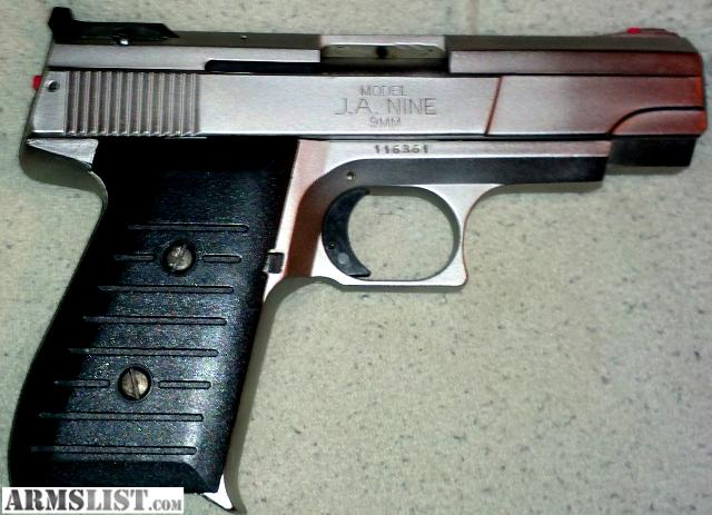 Pink Camo 9 Mm Pistol http://www.armslist.com/posts/534258/greensboro-north-carolina-handguns-for-sale-trade--jimenez-9mm