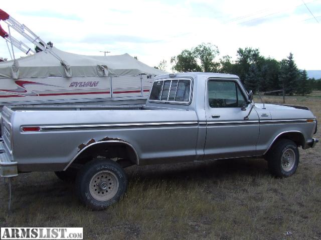 helena-montana-vehicles-for-sale--1977-ford-f150-4x4-460-big-block