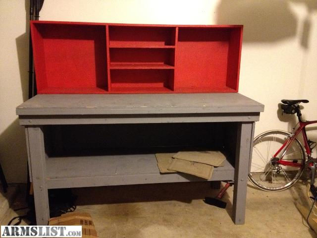 Armslist For Sale Free Solid Wood Reloading Bench