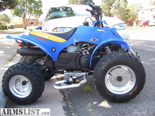 ARMSLIST - For Sale/Trade: E-ton 70cc