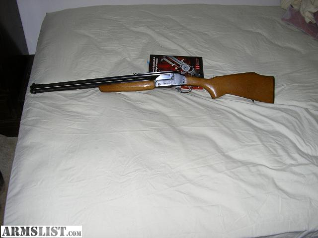 Savage Arms Over And Under Shotguns http://armslist.com/posts/546817/cleveland-ohio-shotguns-for-sale-trade--over-under-shotgun-rifle