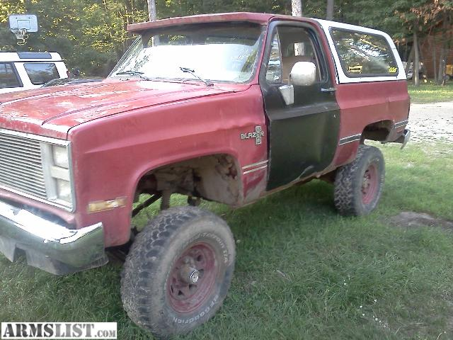 ARMSLIST - For Sale/Trade: Mud Truck for sale or Trade