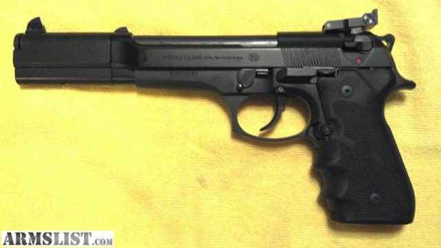 For sale trade beretta 92fs competition kit with complete upper side