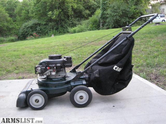 Craftsman Lawn Vacuum Autos Post