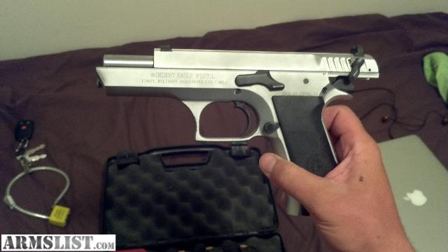 chrome baby desert eagle - photo #17