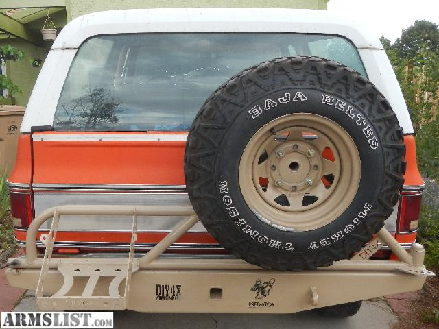 ARMSLIST - For Sale: 74 Chevy Blazer Full Convertible