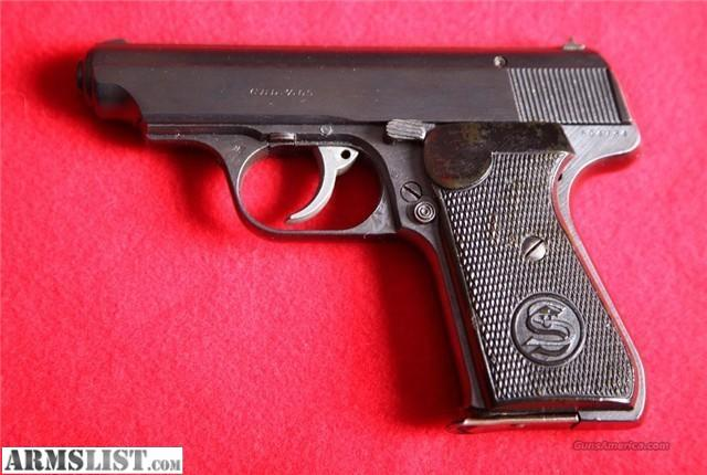 Sauer 38H for Sale http://www.armslist.com/posts/601655/harrisburg-pennsylvania-handguns-for-sale--sauer-38h---nazi-marked---rig