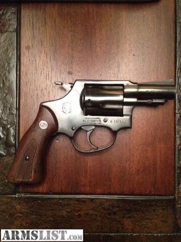 For Sale/Trade: Rossi .38 Snub Nose Revolver