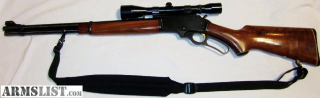 For Sale/Trade: Marlin 336 Gold trigger 30-30 w-scope- SOLD !!!!!