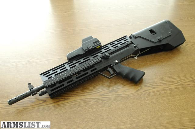 ARMSLIST - For Sale: M1A/M14 in Rogue Bullpup Chassis M14 Bullpup