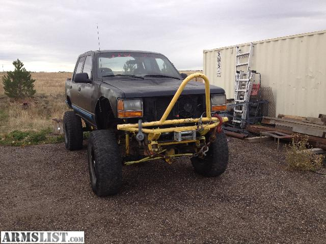 Ford Rock Crawler http://www.armslist.com/posts/631269/denver-colorado-misc-for-sale-trade--rock-crawler